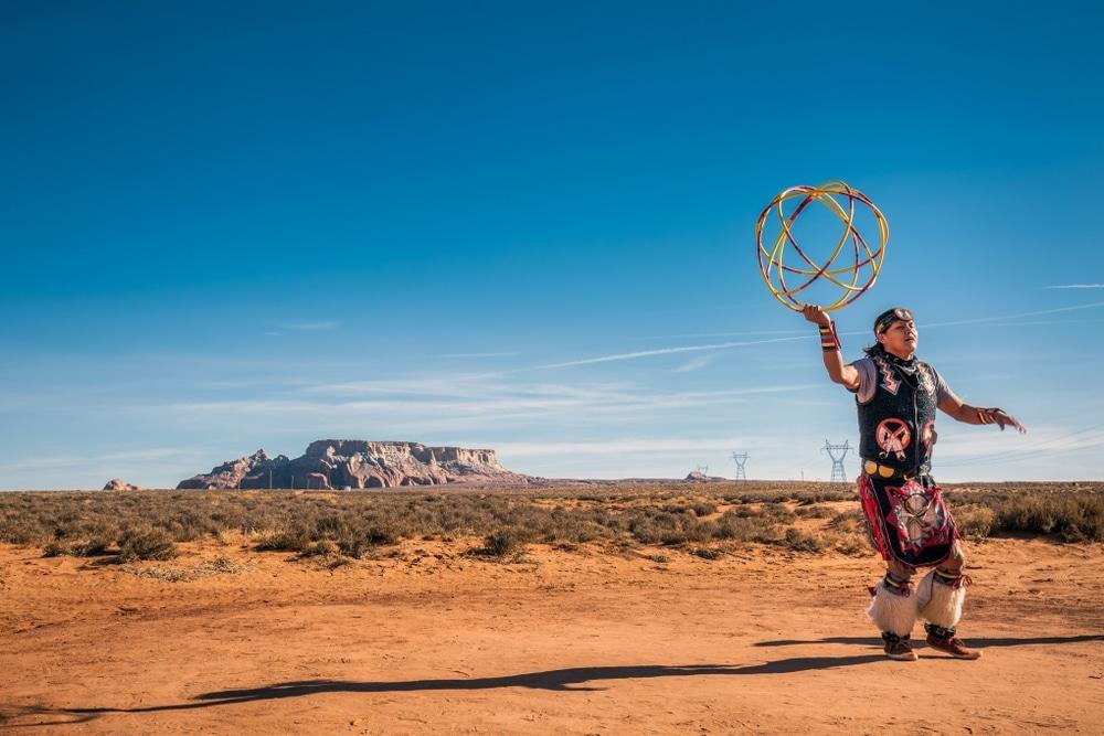 indien navajo arizona