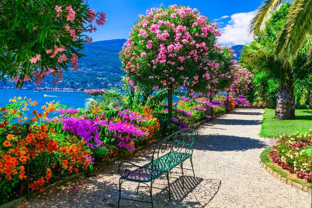 isola bella lac majeur jardins à visiter en europe