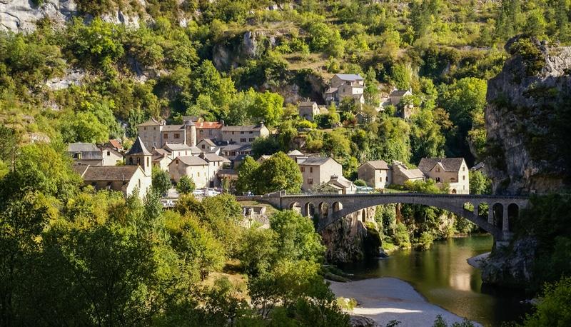 Camping-car dans les Gorges du Tarn : idée d'itinéraires