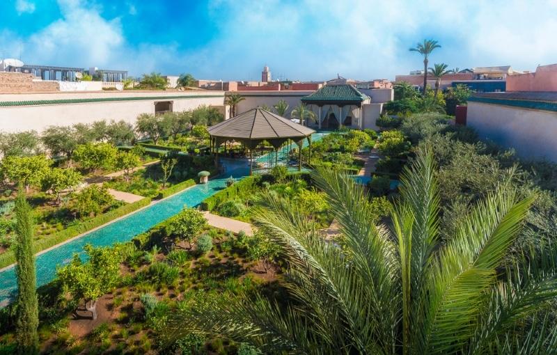 jardin secret oasis au coeur de marrakech