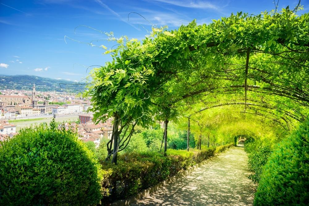 jardins boboli a florence
