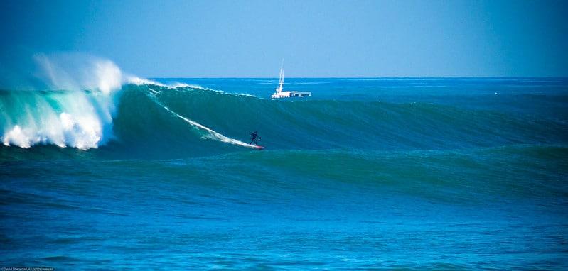 La Nord, surf, hossegor