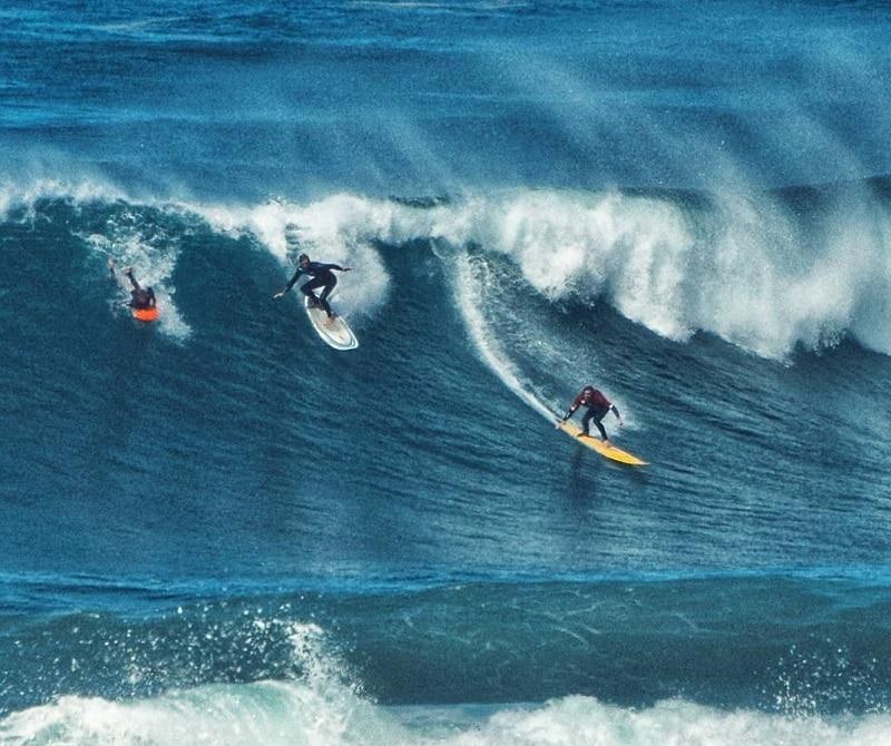 Surfeurs à la Nord, Lacanau
