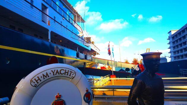 Visiter le Yacht Royal Britannia à Edimbourg : billets, tarifs, horaires