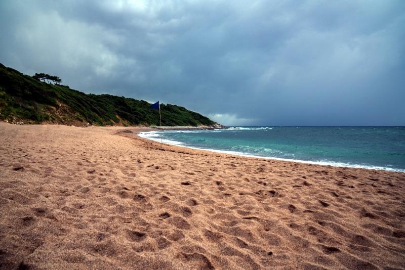 Spot de surf en Nouvelle Aquitaine : lafitenia saint jean de luz plage