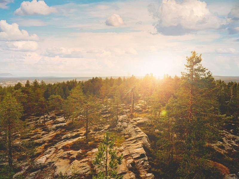 Visiter la Laponie au Printemps