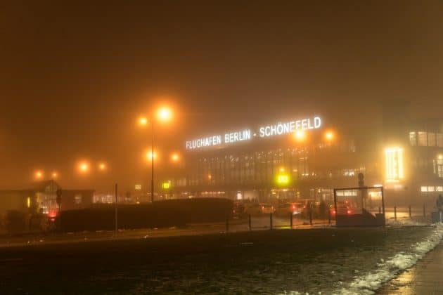 Où dormir près de l'aéroport de Berlin Schönefeld ?