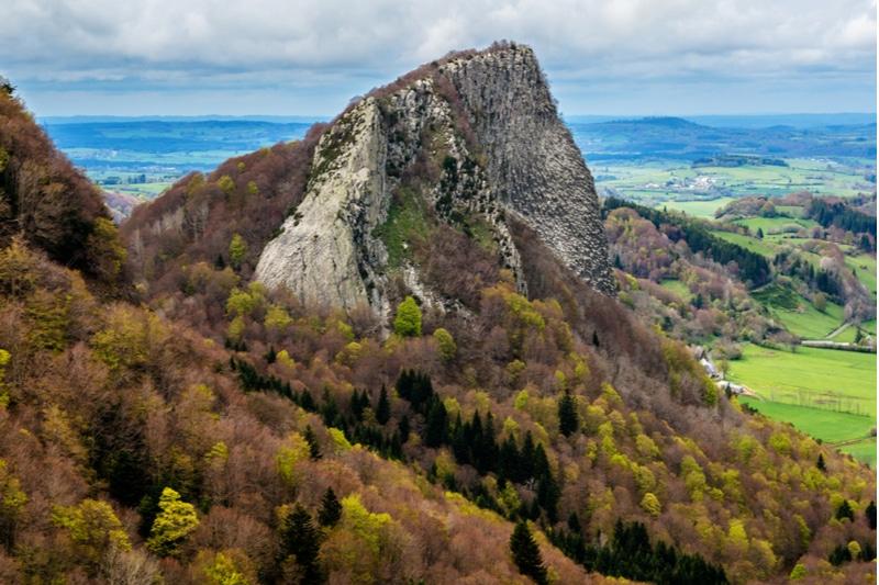 Loger près des Volcans d'Auvergne
