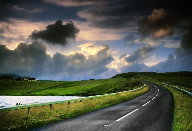 louer un camping car en bretagne routes bretonnes