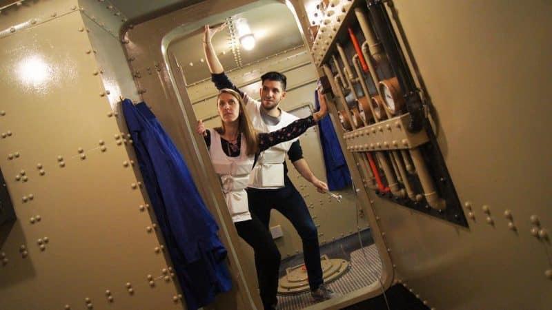 Majestic Escape Game, Titanic, Paris