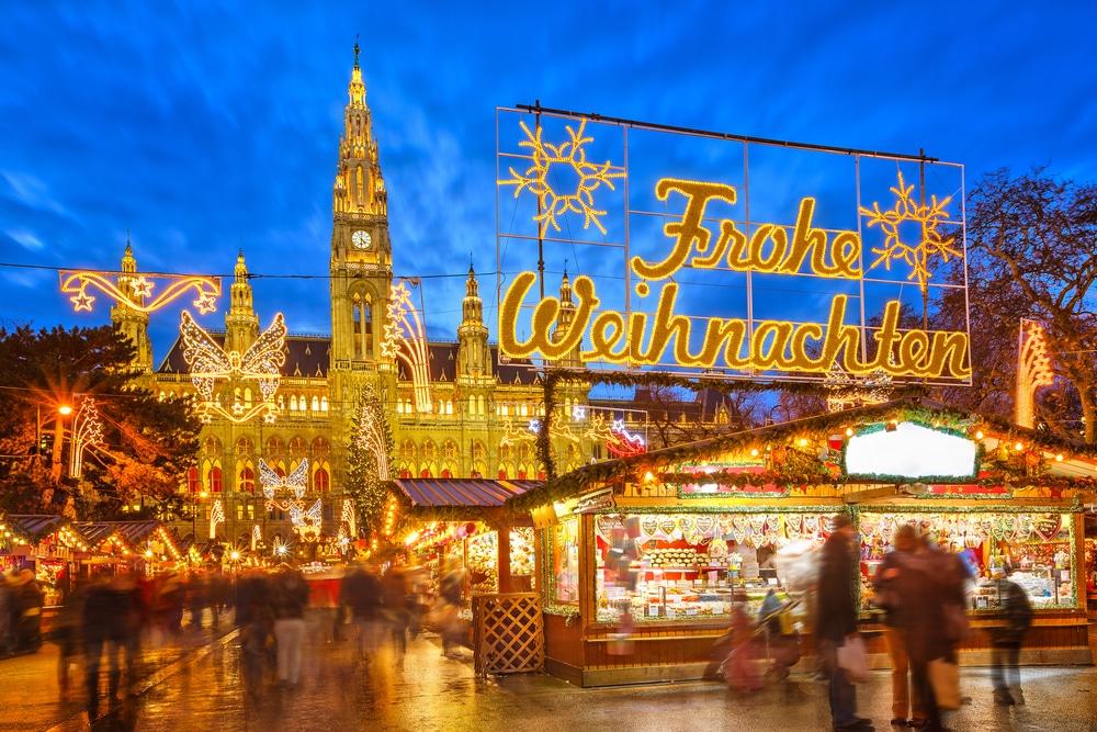 Marché de Noël de Vienne