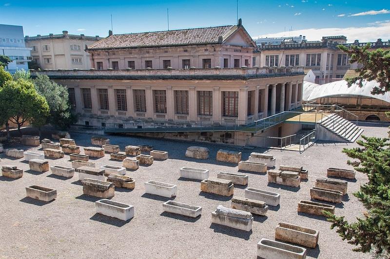 Nécropole de Tarragone