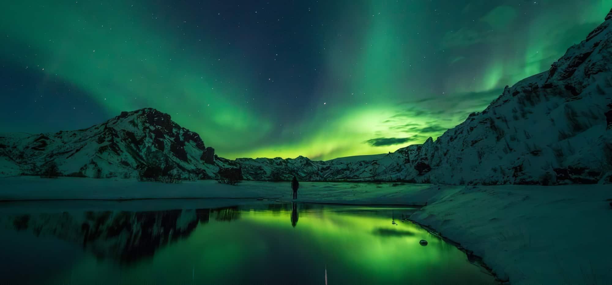 10 pays où observer les aurores boréales