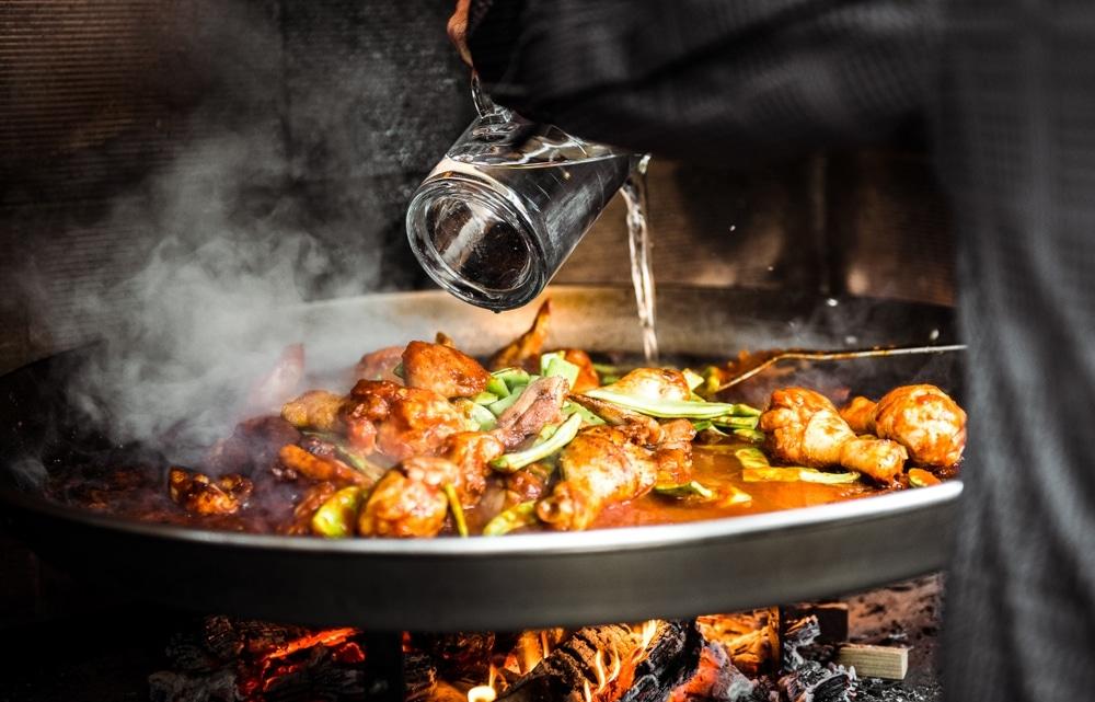 paella cuisine espagne gastronomie monde
