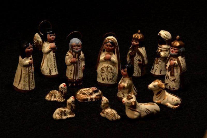 Musée Pajcha, poupées, Salta