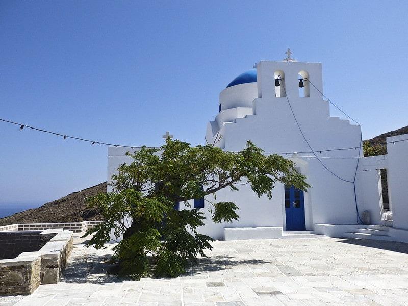 Eglise de Panagia