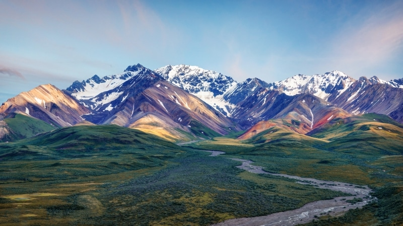 parc national denali en alaska