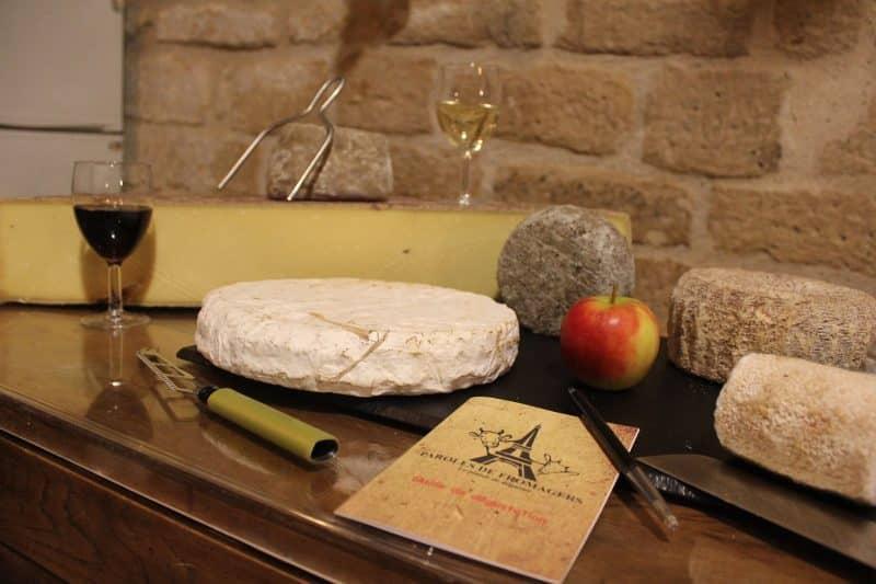 Vins et fromages, paroles de fromagers, paris