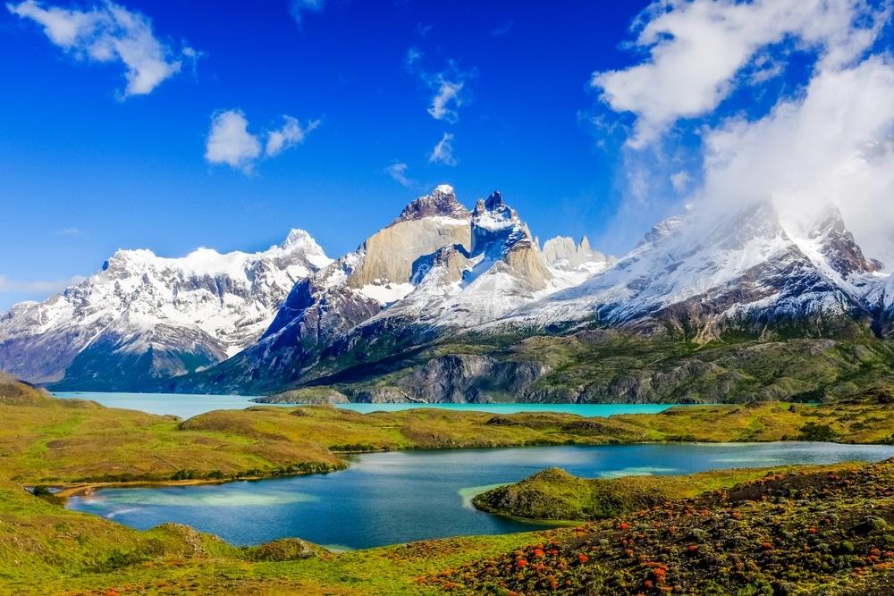 paysage de patagonie montagnes et lac ou aller en 2020