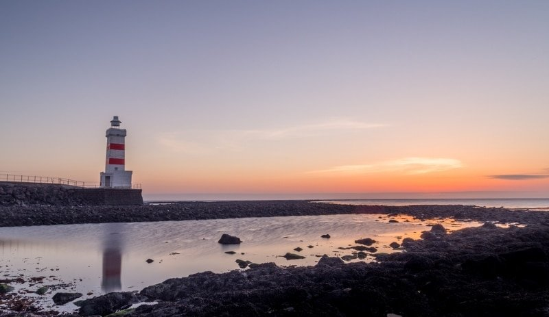 phare gardur islande