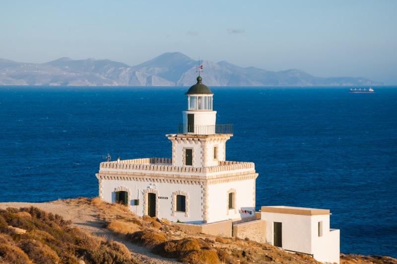 Phare de Sérifos, Cyclades