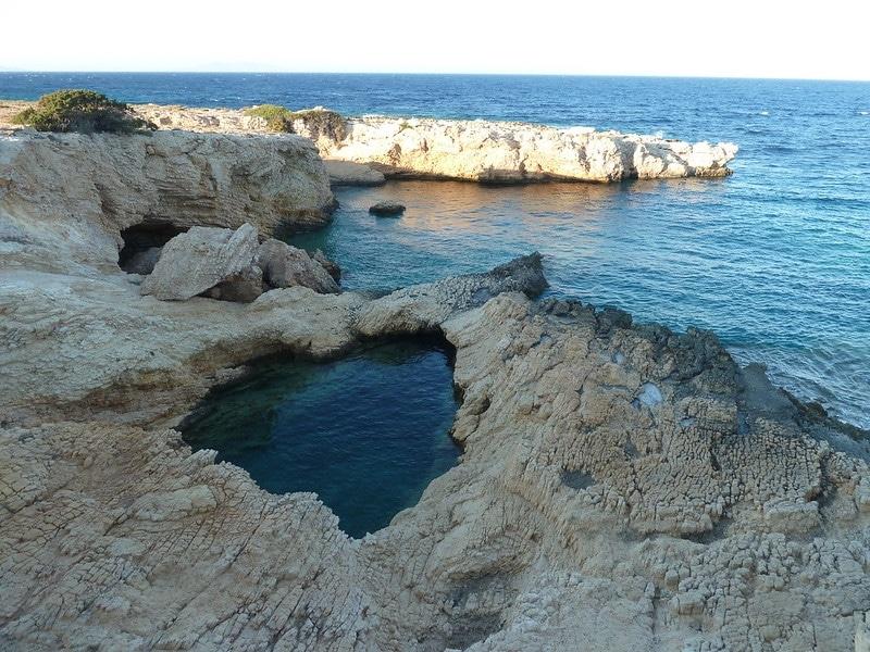 piscines naturelles koufonissia
