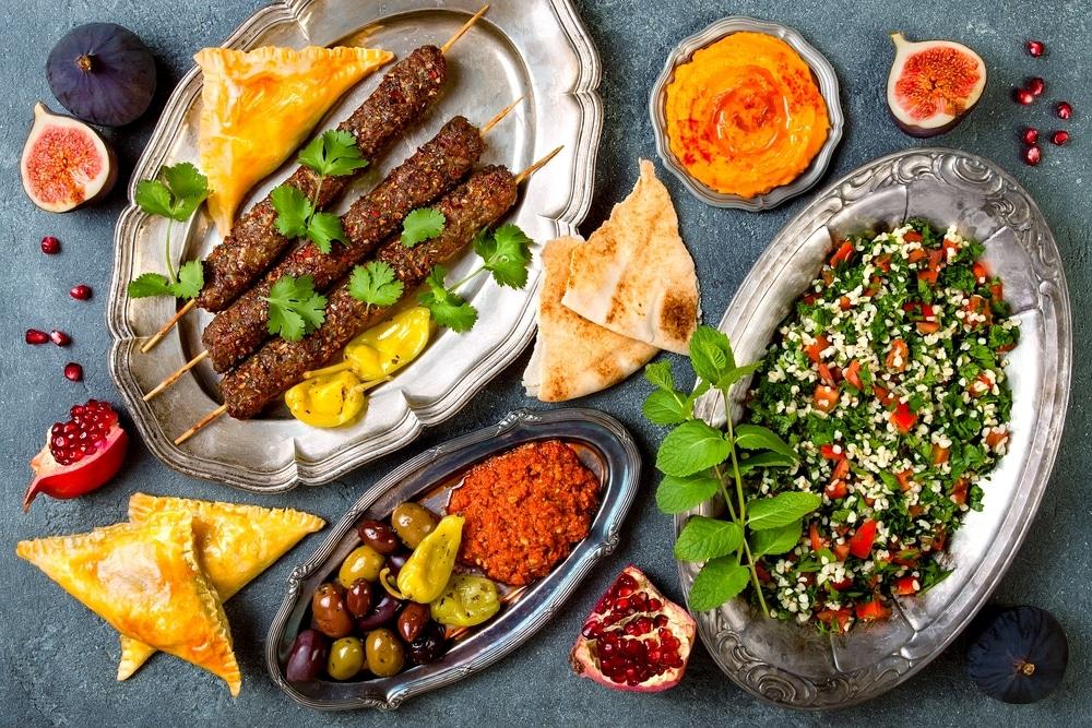 plats du liban, cuisine libanaise