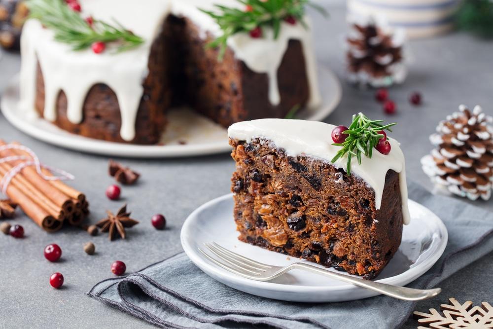 Pudding, Noël, Angleterre