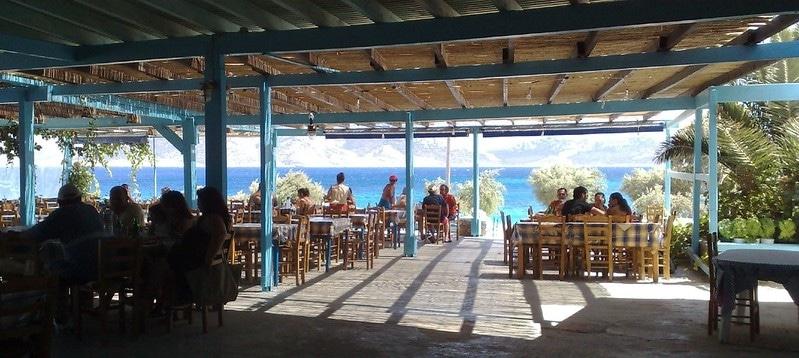 restaurants a koufonissia grece