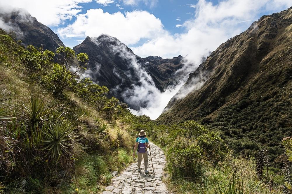route des incas machu picchu