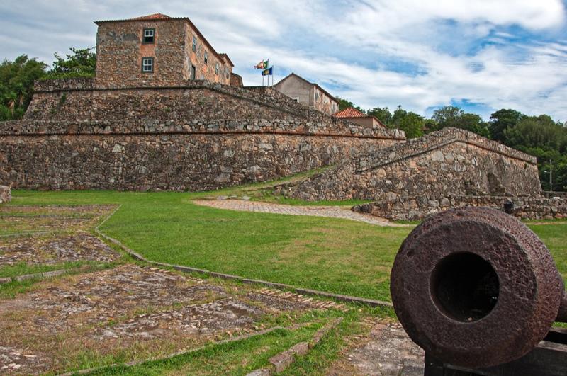 Forteresse São José da Ponta Grossa, Florianopolis