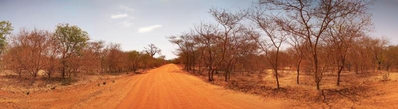 senegal piste africaine