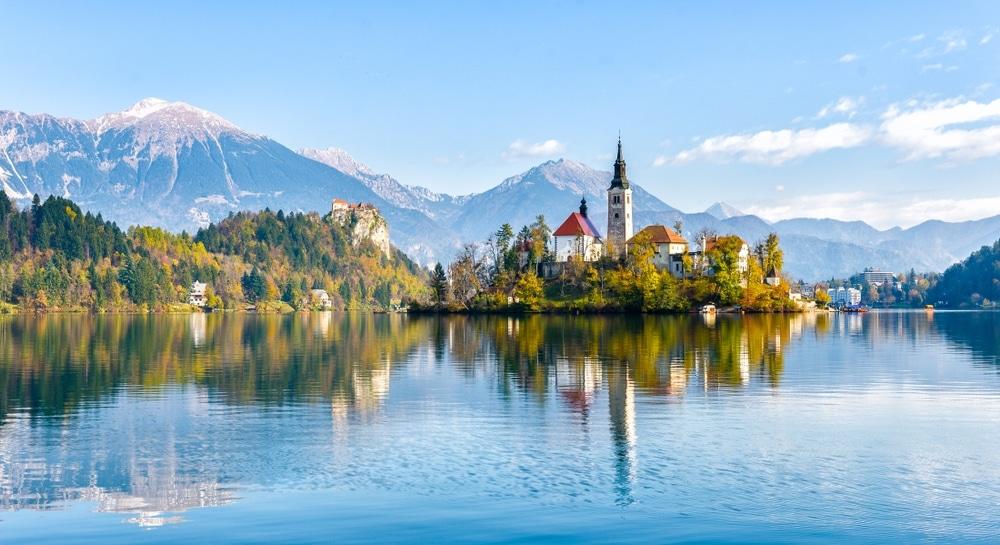 slovenie lac village et montagnes alpes ou aller 2020