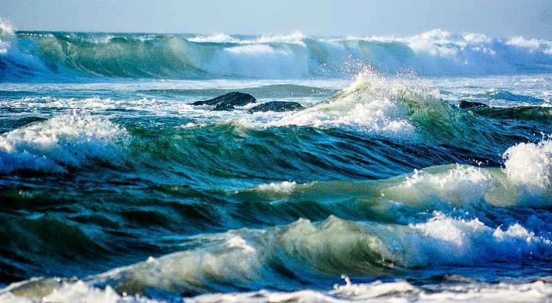 Spot de surf à Lacanau