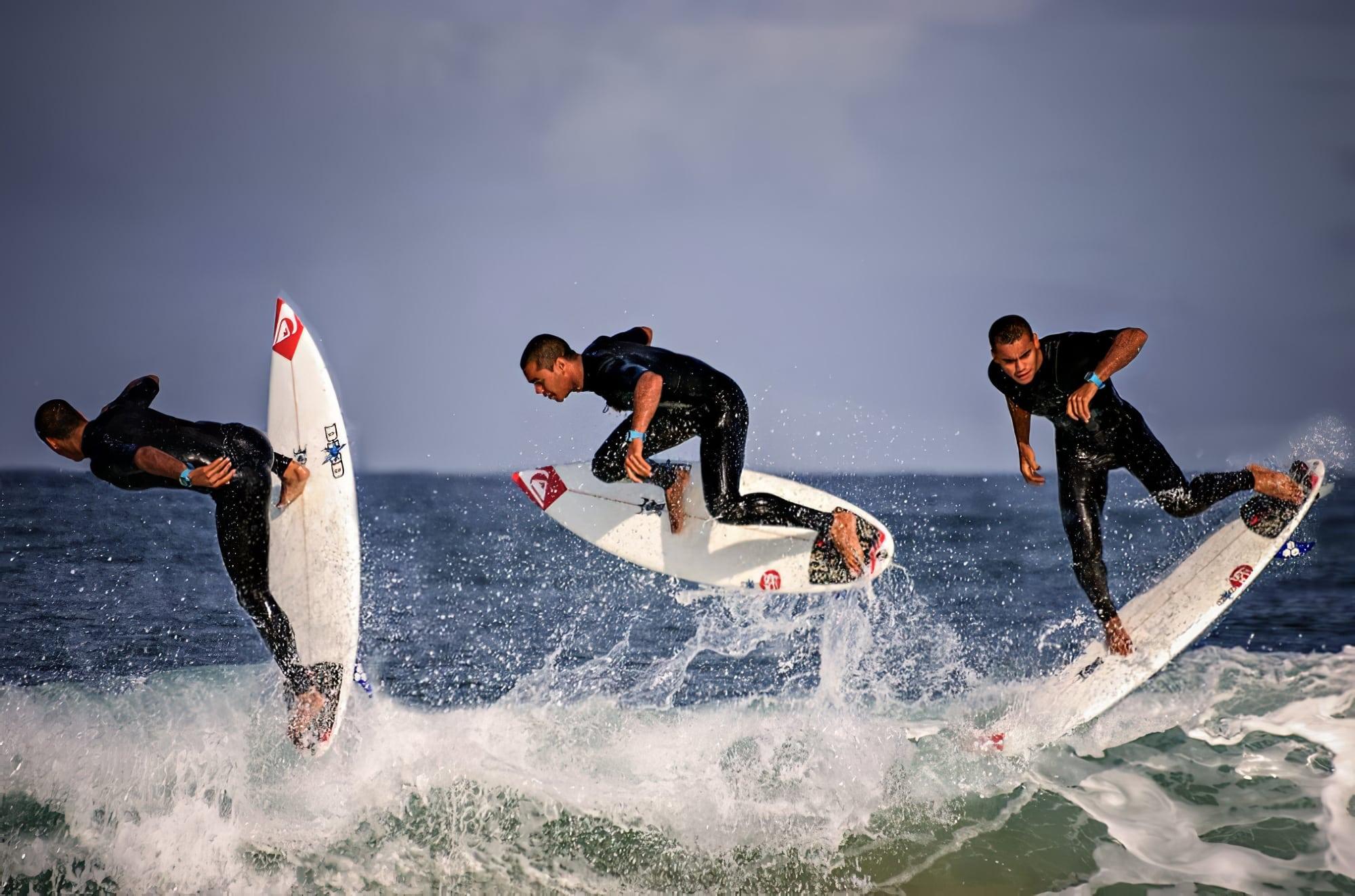 Les meilleurs spots de surf à Lacanau