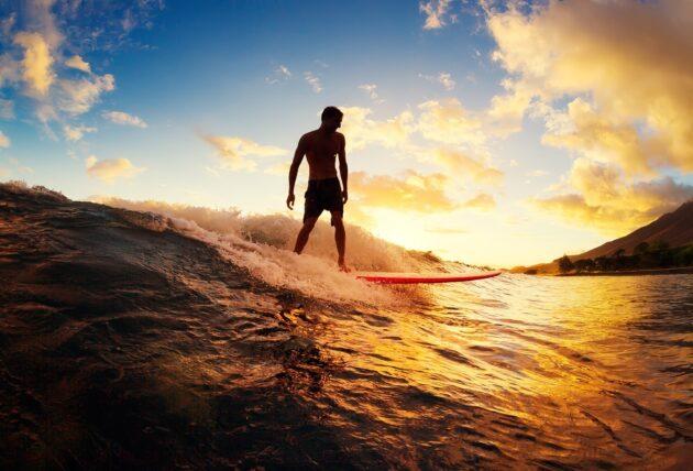 Les 12 meilleurs spots de surf en Nouvelle-Aquitaine
