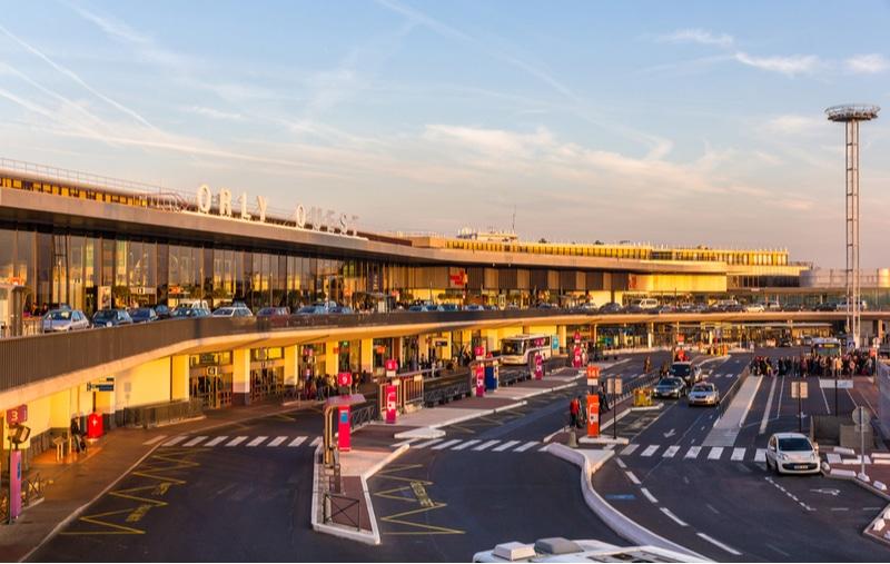 taxi pour l'aéroport d'Orly