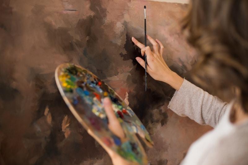 technique de peinture detrempe leonard de vinci