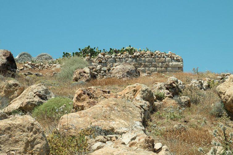 Temple Apollon Aiglitis, Anafi