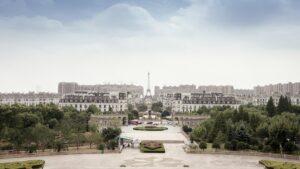 Tiandu Cheng, la réplique de Paris en Chine