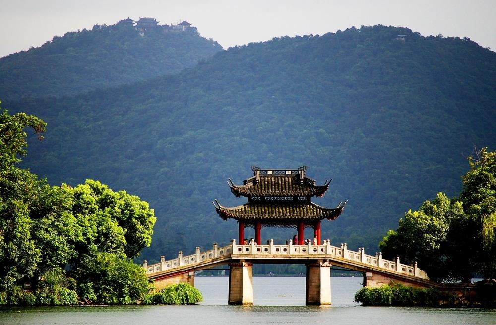 tianducheng chine pont hangzhou