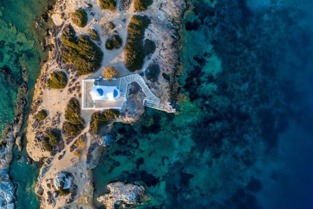 Comment aller à Amorgos depuis Athènes en ferry ?