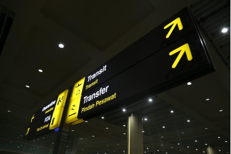 temps de transfert aéroport Bali Denpasar
