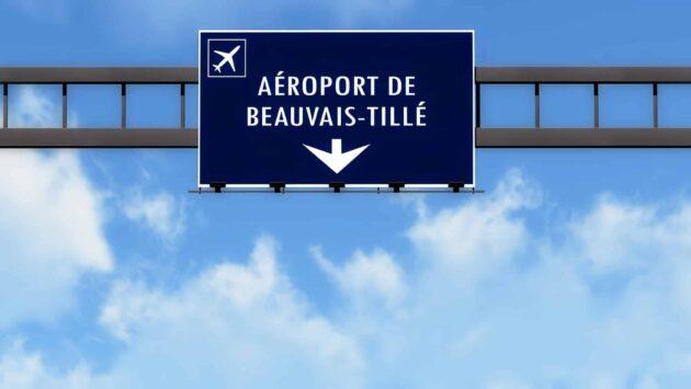 Transfert entre l'aéroport de Beauvais et Paris