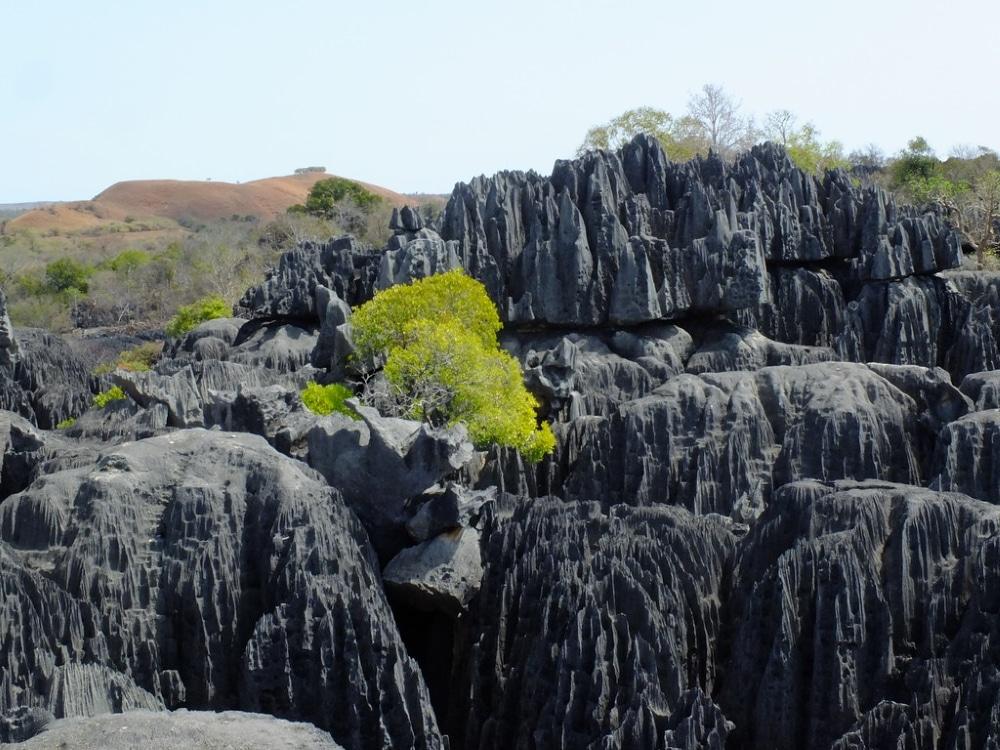 tsinghy madagascar rochers bizarres