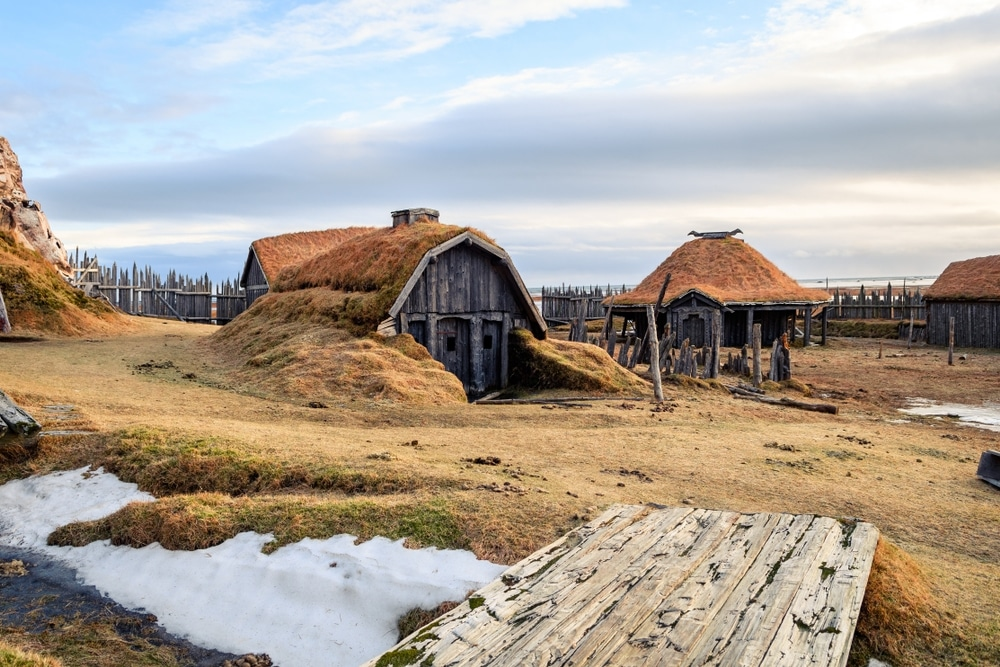viking village en islande