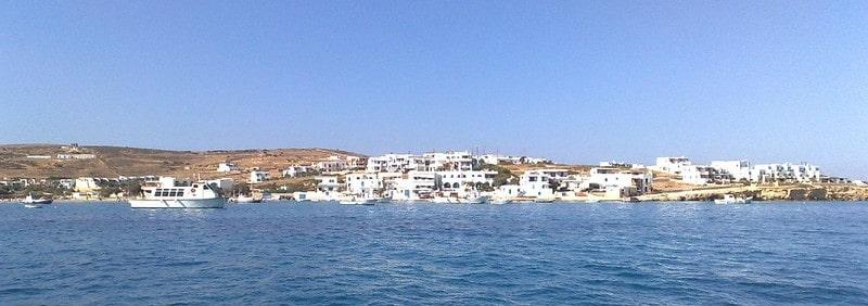 village de koufonissi cyclades