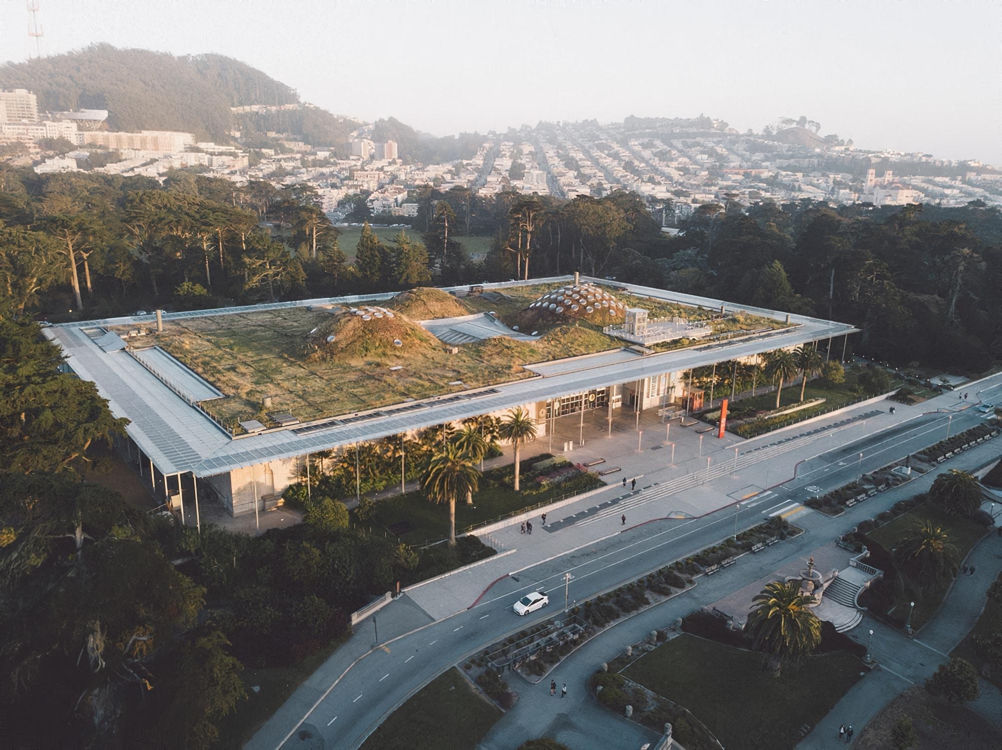 Visiter l'Académie des Sciences de Californie à San Francisco