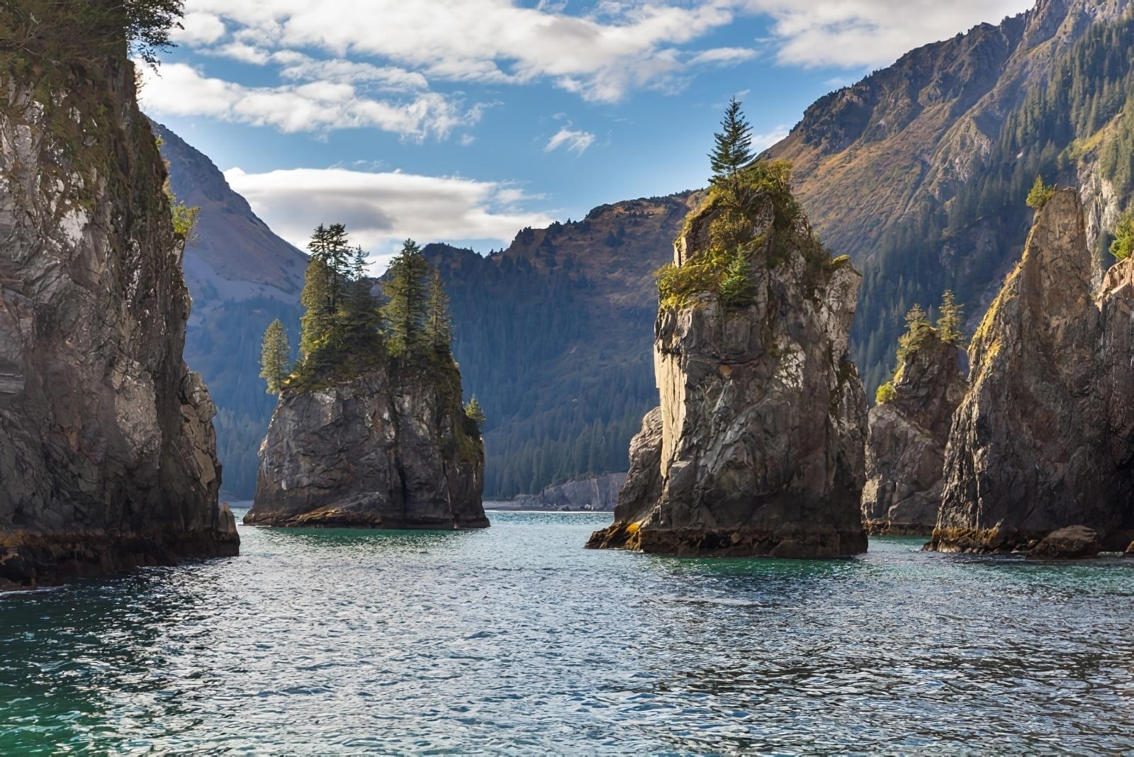 visiter alaska fjords