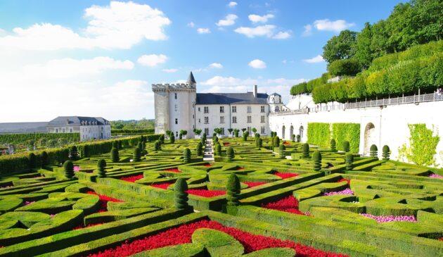 Visiter le Château de Villandry